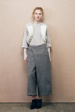 matohu 2011-2012 autumn & winter collection look 003_mini