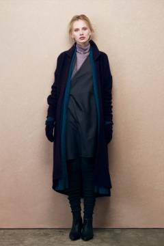 matohu 2011-2012 autumn & winter collection look 007_mini
