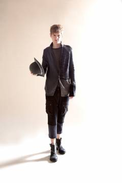 DIET BUTCHER SLIM SKIN 2011-2012AW collection look 001_mini