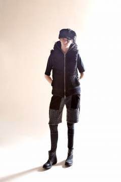 DIET BUTCHER SLIM SKIN 2011-2012AW collection look 003_mini