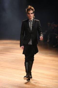 DIET BUTCHER SLIM SKIN 2007-2008 autumn & winter collection look 003_mini