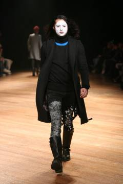 DIET BUTCHER SLIM SKIN 2007-2008 autumn & winter collection look 010_mini