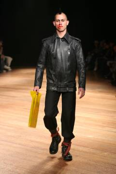 DIET BUTCHER SLIM SKIN 2007-2008 autumn & winter collection look 011_mini