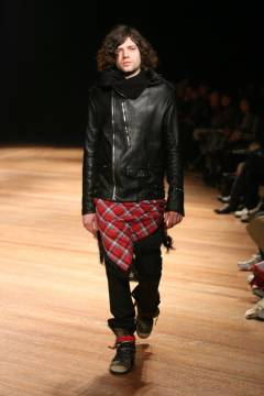 DIET BUTCHER SLIM SKIN 2007-2008 autumn & winter collection look 012_mini