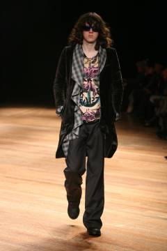 DIET BUTCHER SLIM SKIN 2007-2008 autumn & winter collection look 017_mini