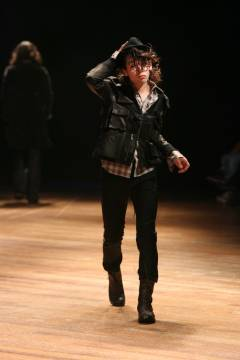 DIET BUTCHER SLIM SKIN 2007-2008 autumn & winter collection look 018_mini