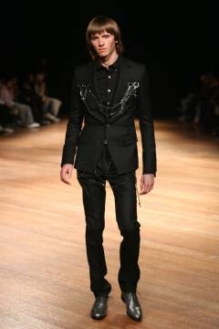 DIET BUTCHER SLIM SKIN 2007-2008 autumn & winter collection look 026_mini
