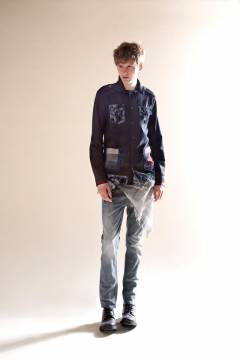 DIET BUTCHER SLIM SKIN 2011-2012AW collection look 007_mini