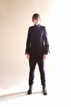 DIET BUTCHER SLIM SKIN 2011-2012AW collection look 010_mini