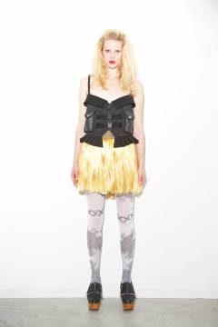 banal chic bizarre 2011 spring & summer  womens collection look 003_mini