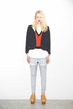 banal chic bizarre 2011 spring & summer  womens collection look 006_mini