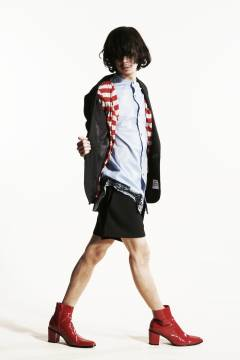 banal chic bizarre 2008 spring & summer  collection look 014_mini