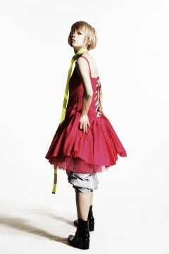 banal chic bizarre 2008 spring & summer  collection look 020_mini