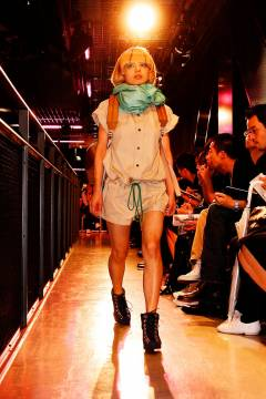 banal chic bizarre 2009 spring & summer collection look 010_mini