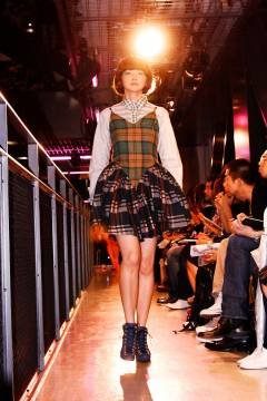 banal chic bizarre 2009 spring & summer collection look 016_mini