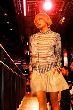 banal chic bizarre 2009 spring & summer collection look 019_mini