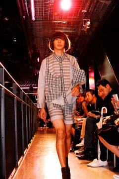 banal chic bizarre 2009 spring & summer collection look 021_mini
