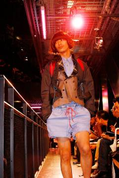 banal chic bizarre 2009 spring & summer collection look 025_mini