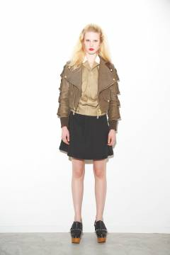 banal chic bizarre 2011 spring & summer  womens collection look 004_mini