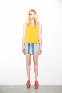 banal chic bizarre 2011 spring & summer  womens collection look 005_mini