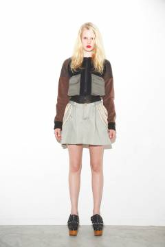 banal chic bizarre 2011 spring & summer  womens collection look 007_mini