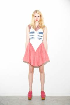 banal chic bizarre 2011 spring & summer  womens collection look 008_mini
