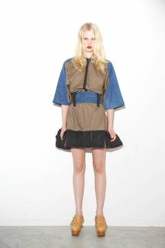 banal chic bizarre 2011 spring & summer  womens collection look 009_mini