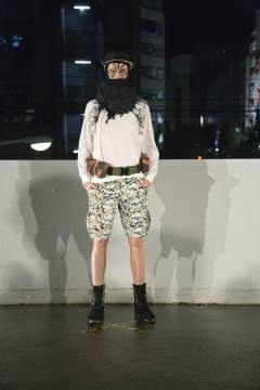 banal chic bizarre 2013 spring & summer  mens collection look 002_mini