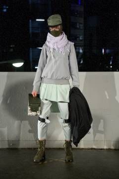 banal chic bizarre 2013 spring & summer  mens collection look 005_mini