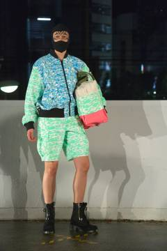 banal chic bizarre 2013 spring & summer  mens collection look 010_mini