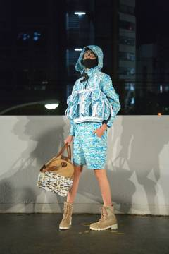 banal chic bizarre 2013 spring & summer  mens collection look 012_mini