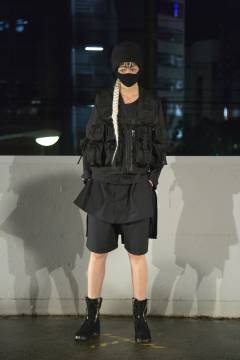 banal chic bizarre 2013 spring & summer  mens collection look 026_mini