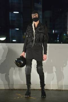 banal chic bizarre 2013 spring & summer  mens collection look 027_mini