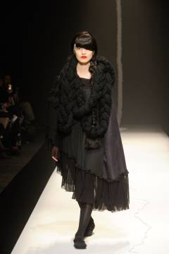 IN-PROCESS BY HALL OHARA 2010-2011 autumn & winter collection look 001