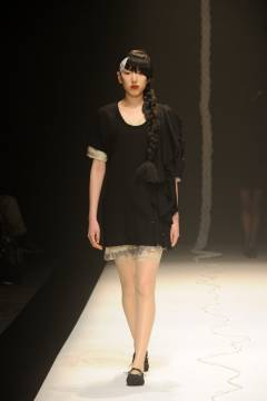IN-PROCESS BY HALL OHARA 2010-2011 autumn & winter collection look 006