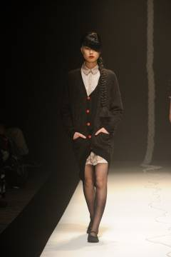 IN-PROCESS BY HALL OHARA 2010-2011 autumn & winter collection look 007