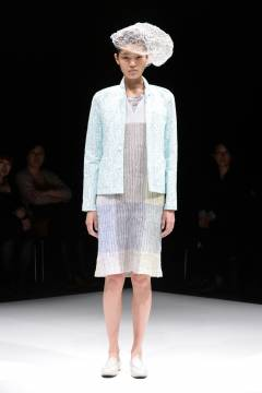 matohu 2013 spring & summer collection look 006