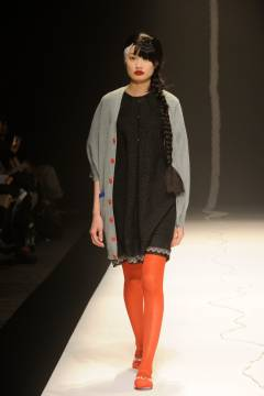 IN-PROCESS BY HALL OHARA 2010-2011 autumn & winter collection look 011