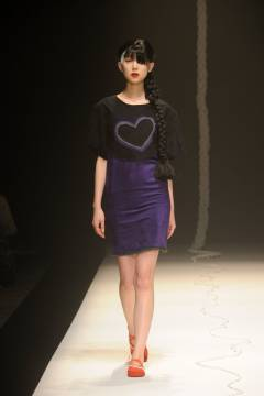 IN-PROCESS BY HALL OHARA 2010-2011 autumn & winter collection look 013
