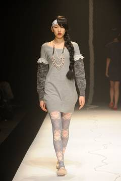 IN-PROCESS BY HALL OHARA 2010-2011 autumn & winter collection look 014