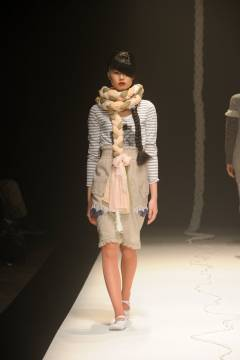 IN-PROCESS BY HALL OHARA 2010-2011 autumn & winter collection look 015