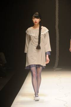 IN-PROCESS BY HALL OHARA 2010-2011 autumn & winter collection look 017