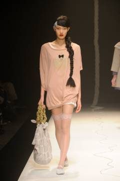 IN-PROCESS BY HALL OHARA 2010-2011 autumn & winter collection look 018