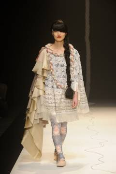 IN-PROCESS BY HALL OHARA 2010-2011 autumn & winter collection look 021