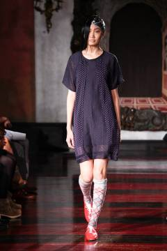 IN-PROCESS BY HALL OHARA 2011 spring & summer collection look 003