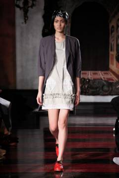 IN-PROCESS BY HALL OHARA 2011 spring & summer collection look 026