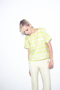 LEP LUSS 2012 spring & summer collection look 005