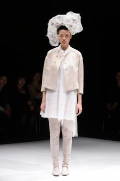 matohu 2013 spring & summer collection look 011