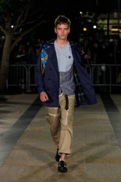 WHIZ LIMITED 2012 spring & summer collection look 1