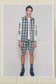 DISCOVERED 2013 spring & summer collection look 1